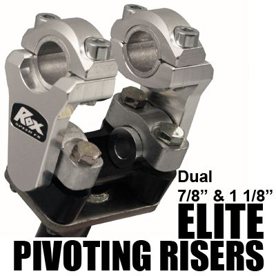 Rox Speed Fx pivoting riser - elite series