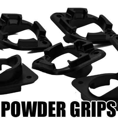 Rox Speed Fx running board powder grips