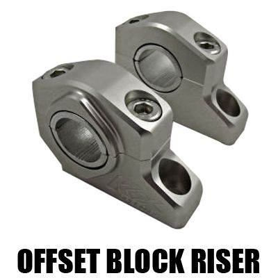 Rox Speed Fx offset block riser