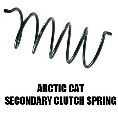Straightline Performance arctic-cat secondary clutch springs
