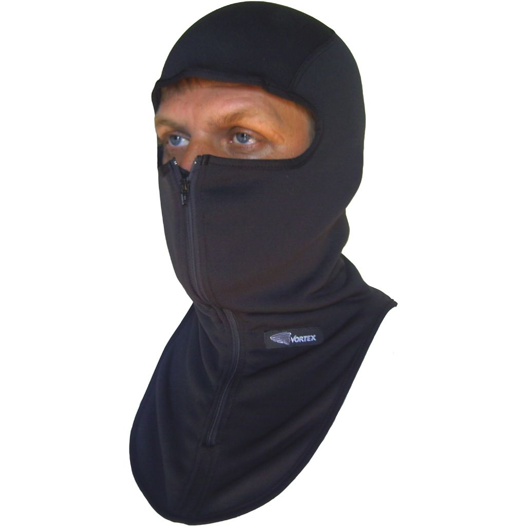 Vortex Clothing polartec zipper balaclava (v4504)