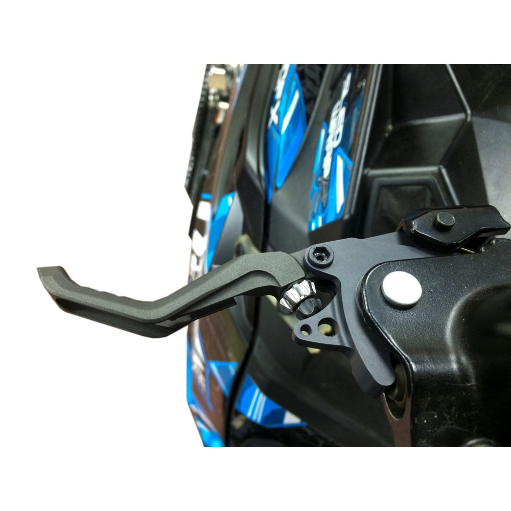 Chris Burandt Polaris Heated Adjustable Brake Lever