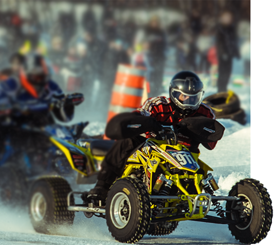 Ice racing pic