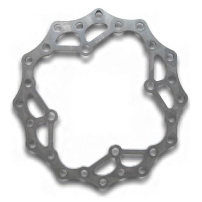 Magnum rocket front brake rotors - mx