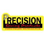 Precision Steering Dampers Logo Big